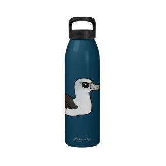 Birdorable Shy Albatross Water Bottle