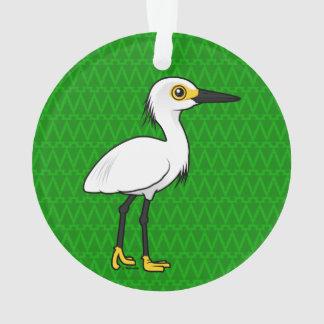 Birdorable Snowy Egret