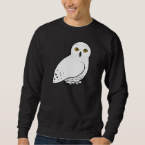 Birdorable Snowy Owl Sweatshirt