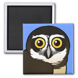 Birdorable Spectacled Owl Magnet
