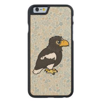 Birdorable Steller's Sea Eagle Carved Maple iPhone 6 Case