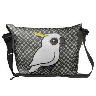 Birdorable Sulphur-crested Cockatoo Courier Bag