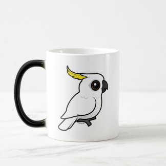Birdorable Sulphur-crested Cockatoo Magic Mug