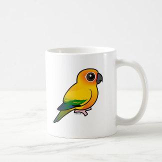 Birdorable Sun Parakeet Classic White Coffee Mug