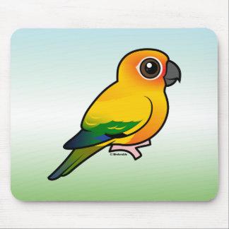 Birdorable Sun Parakeet Mouse Pad