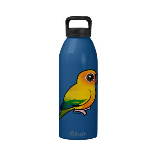 Birdorable Sun Parakeet Drinking Bottles