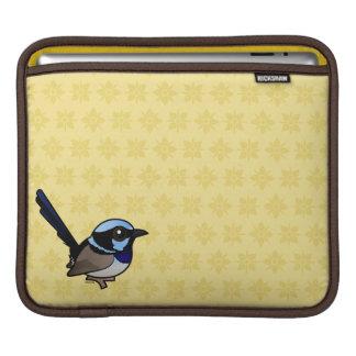 Birdorable Superb Fairywren iPad Sleeve