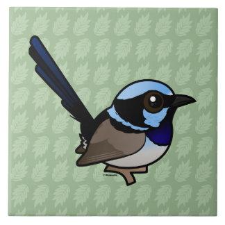 Birdorable Superb Fairywren Tile