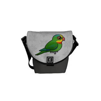 Birdorable Superb Parrot Courier Bag