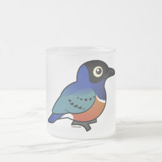 Birdorable Superb Starling Coffee Mugs