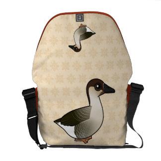 Birdorable Swan Goose Courier Bag