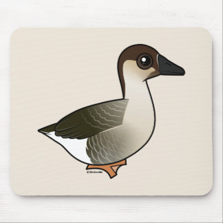 Birdorable Swan Goose Mouse Pad