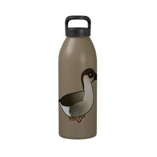 Birdorable Swan Goose Water Bottle