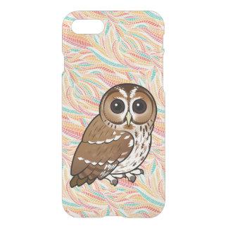 Birdorable Tawny Owl iPhone 8/7 Case
