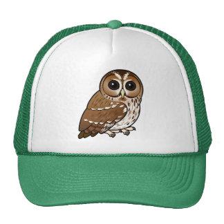 Birdorable Tawny Owl Trucker Hat