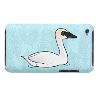 Birdorable Trumpeter Swan iPod Touch Case