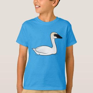 Birdorable Trumpeter Swan T-Shirt