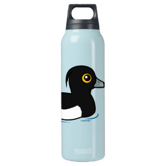 Birdorable Tufted Duck Insulated Water Bottle