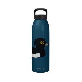 Birdorable Tufted Duck Drinking Bottles