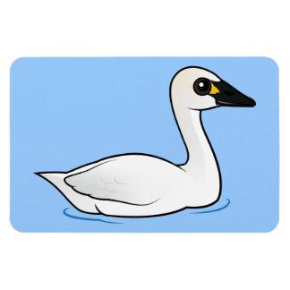 Birdorable Tundra Swan Magnet