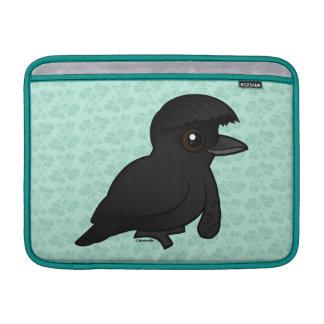 Birdorable Umbrellabird Largo-wattled Funda Macbook Air