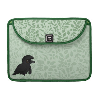 Birdorable Umbrellabird Largo-wattled Fundas Para Macbook Pro