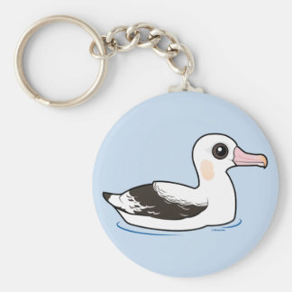 Birdorable Wandering Albatross Key Chain