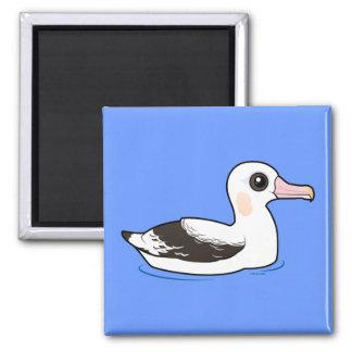 Birdorable Wandering Albatross Fridge Magnet