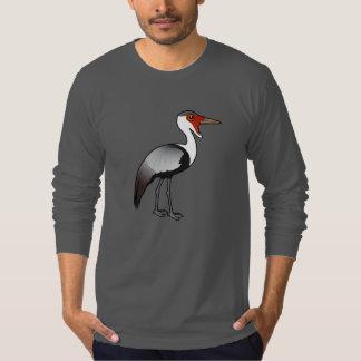 Birdorable Wattled Crane T-Shirt
