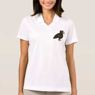 Birdorable Wedge-tailed Eagle Polo Shirt