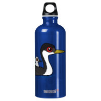 Western Grebe with chick SIGG Traveller Water Bottle (0.6L)