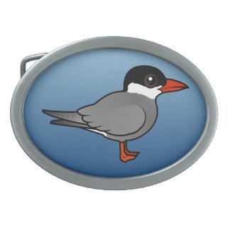 Birdorable Whiskered Tern Belt Buckles