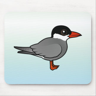 Birdorable Whiskered Tern Mouse Pad