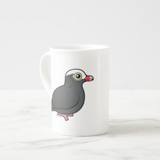 Birdorable White-crowned Pigeon Bone China Mug