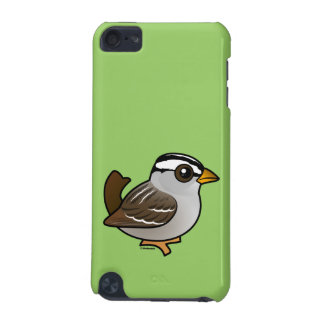 Birdorable White-crowned Sparrow iPod Touch (5th Generation) Case