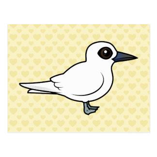 Birdorable White Tern Postcard