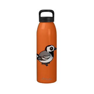 Birdorable White Wagtail Reusable Water Bottle
