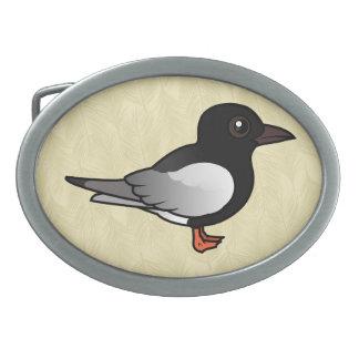 Birdorable White-winged Tern Belt Buckle