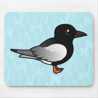 Birdorable White-winged Tern Mouse Pad