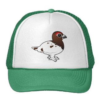 Birdorable Willow Ptarmigan, summer male Trucker Hat