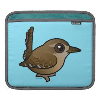 Birdorable Winter Wren iPad Sleeve