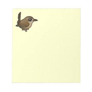 Birdorable Winter Wren Memo Note Pads