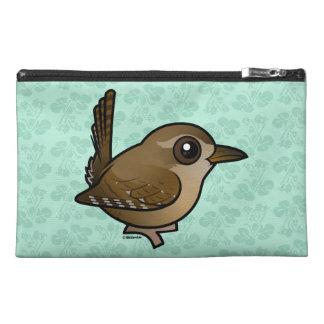 Birdorable Winter Wren Travel Accessories Bags