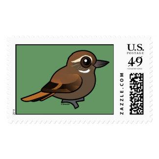 Birdorable Xenops llano Franqueo