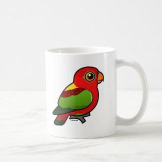 Birdorable Yellow-backed Lory Coffee Mug