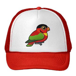 Birdorable Yellow-bibbed Lory Trucker Hat