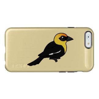 Birdorable Yellow-headed Blackbird Incipio Feather® Shine iPhone 6 Case