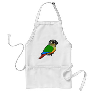 Birdorable Yellow-sided Conure Adult Apron
