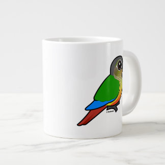 Birdorable Yellow-sided Conure Large Coffee Mug