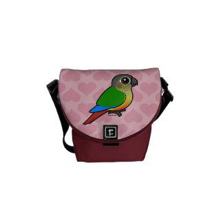 Birdorable Yellow-sided Conure Messenger Bag